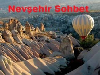 Nevşehir Sohbet